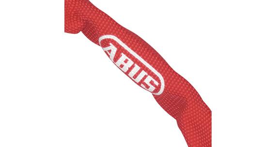 ABUS 5805C Steel-O-Chain lucchetto per bici rosso